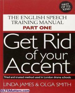 دانلود رایگان کتاب Get Rid of your Accent