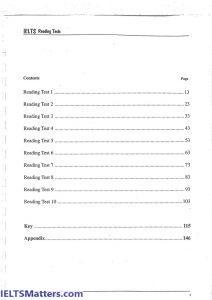 دانلود کتاب IELTS Reading Academic Tests