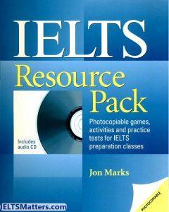 دانلود رایگان کتاب IELTS Resource Pack