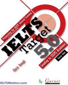 کتاب IELTS Target 5.0