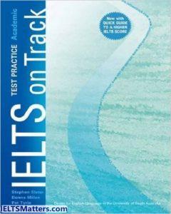 دانلود رایگان کتاب IELTS on track به همراه فایل صوتی
