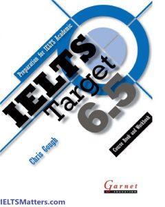دانلود رایگان کتاب IELTS Target 6.5 به همراه Teacher's Book