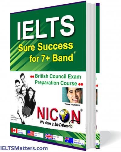 دانلود رایگان کتاب IELTS Sure Success For 7+ Band