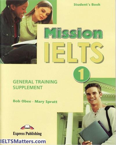 دانلود رایگان کتاب Mission IELTS 1 General