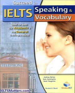 دانلود رایگان کتاب Succeed in IELTS Speaking and Vocabulary