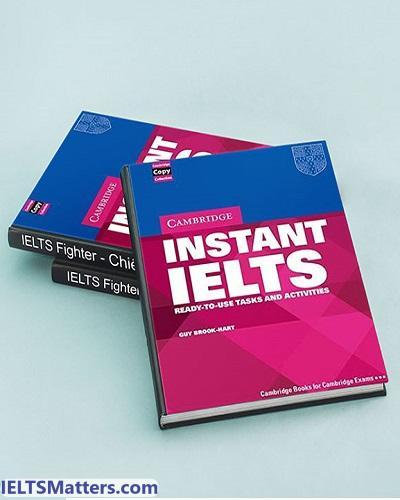 دانلود رایگان کتاب Instant IELTS