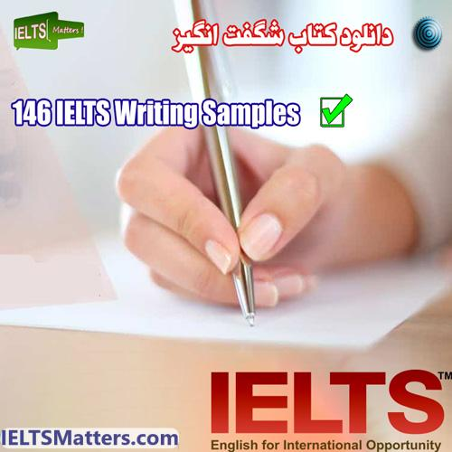 دانلود کتاب 146IELTS Writing Samples
