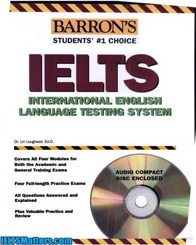 دانلود رایگان کتاب Barron's IELTS International English Language Testing System