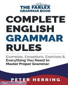 دانلود رایگان کتاب Complete English Grammar Rules