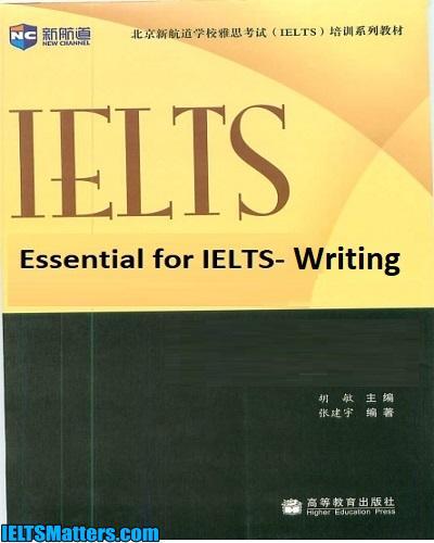 دانلود رایگان کتاب Essential for IELTS-Writing