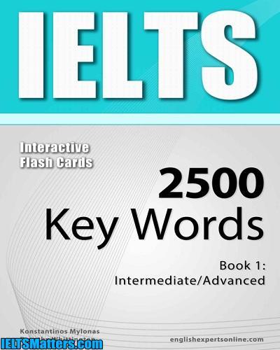 دانلود رایگان کتاب IELTS Interactive Flash Cards