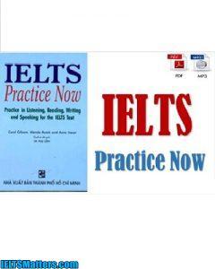 دانلود رایگان کتاب IELTS Practice Now