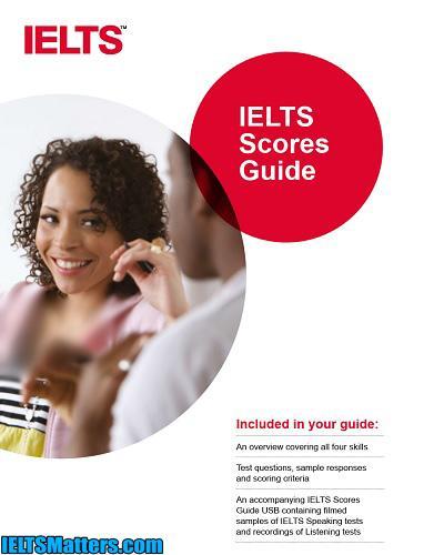 دانلود رایگان کتاب IELTS Scores Guide