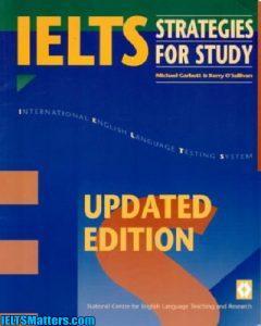 دانلود رایگان کتاب IELTS Strategies for Study