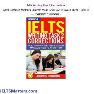 دانلود کتاب IELTS Writing Correction Task 2-Book 4