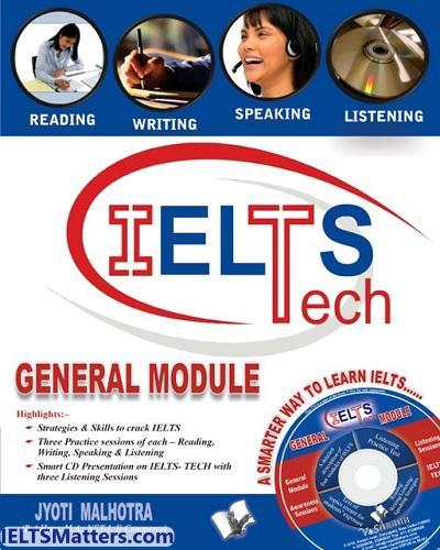 دانلود رایگان کتاب IELTS Tech IELTS General Module