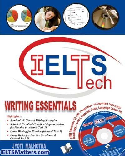 دانلود رایگان کتاب IELTS Tech IELTS Writing Essentials