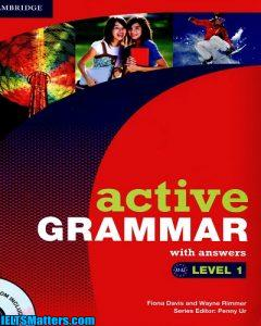 دانلود کتاب Active Grammar-Level 1