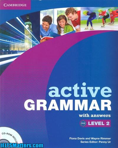 دانلود رایگان کتاب Active Grammar-Level 2