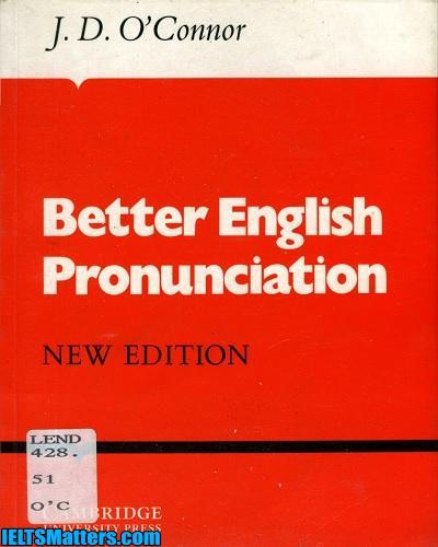 دانلود رایگان کتاب Better English Pronunciation
