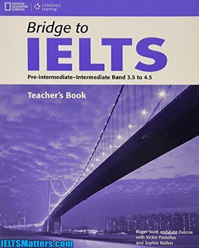 دانلود رایگان کتاب Bridge to IELTS - Teacher's book