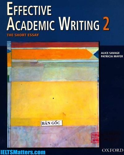 دانلود رایگان کتاب Effective Academic Writing 2- The Short Essay