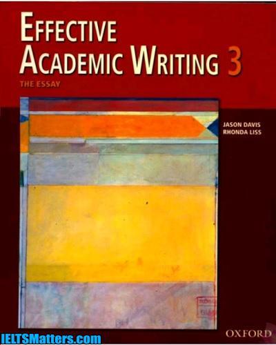 دانلود رایگان کتاب Effective Academic Writing 3- The Essay
