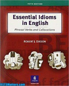 دانلود رایگان کتاب Essential Idioms in English