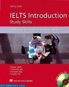 دانلود رایگان کتاب IELTS Introduction Study Skills