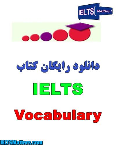 دانلود رایگان کتاب IELTS Vocabulary