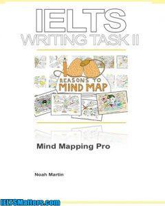 دانلود رایگان کتاب IELTS Writing Task 2-Mind Mapping Pro