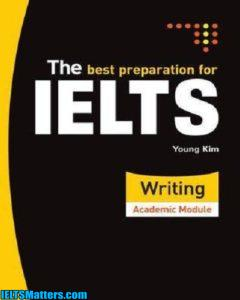 دانلود رایگان کتاب The Best Preparation for IELTS Writing