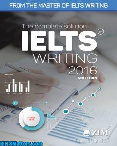 دانلود رایگان کتاب The Complete Solution IELTS Writing