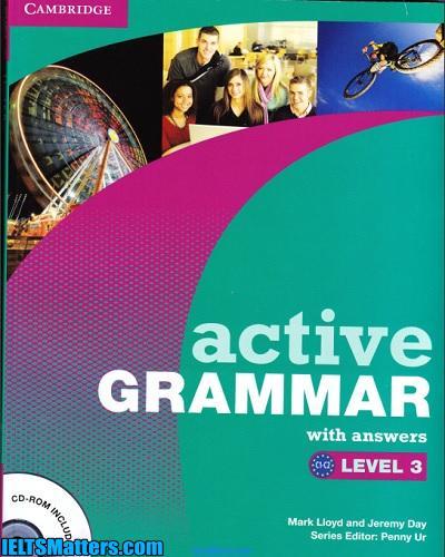 دانلود کتاب Active Grammar-Level 3