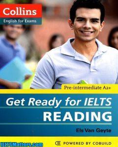 دانلود رایگان کتاب Get Ready for IELTS – Reading
