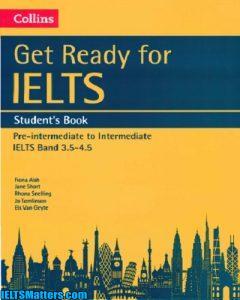 دانلود رایگان کتاب Get Ready for IELTS Student's Book