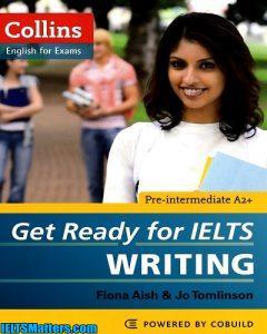 دانلود رایگان کتاب Get Ready for IELTS – Writing