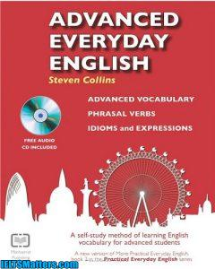 دانلود رایگان کتاب Advanced Everyday English