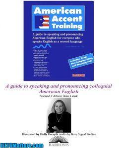 دانلود رایگان کتاب American Accent Training