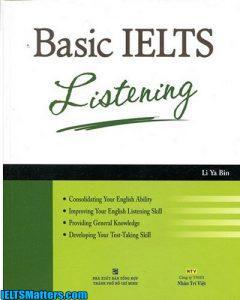 دانلود رایگان کتاب Basic IELTS Listening