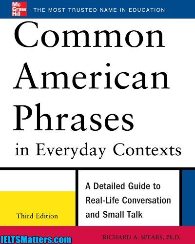 دانلود رایگان کتاب Common American Phrases in Everyday Contexts