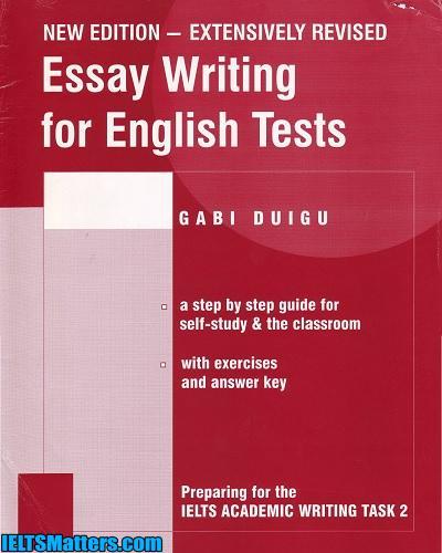 دانلود رایگان کتاب Essay Writing for English Tests