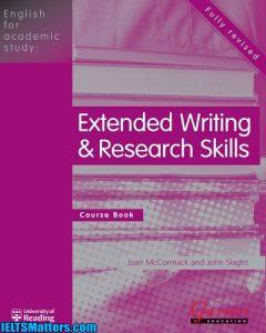 دانلود رایگان کتاب English for Academic Study Writing Course Book