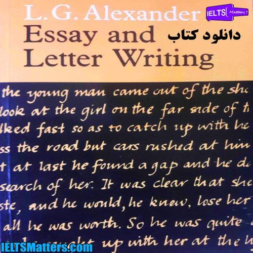 دانلود کتاب Essay & Letter Writing