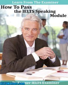 دانلود رایگان کتاب اسپیکینگ آیلتس How to Pass the IELTS Speaking