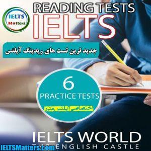 دانلود کتاب IELTS Reading Module Academic-Real Exams Readings-set 2-10