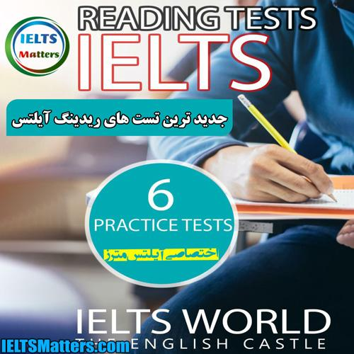 دانلود کتاب IELTS Reading Module Academic-Real Exams Readings-set 2-10