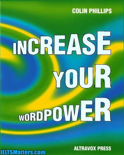 دانلود رایگان کتاب Increase Your Wordpower
