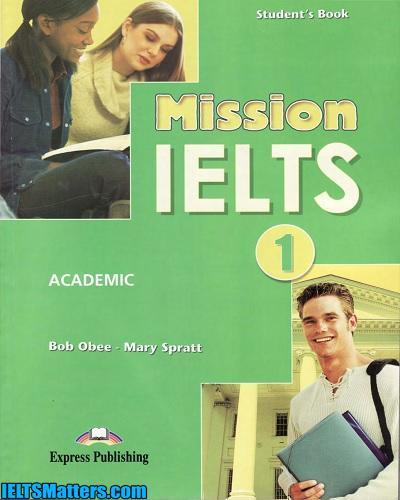 دانلود رایگان کتاب Mission IELTS 1 Academic