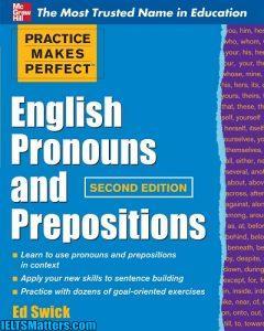 دانلود رایگان کتاب English Pronouns And Prepositions